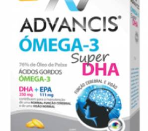 ADVANCIS® ÓMEGA-3 SUPER DHA